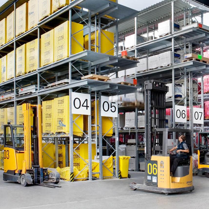 Regalinspektion | Angebot anfragen | OHRA GmbH
